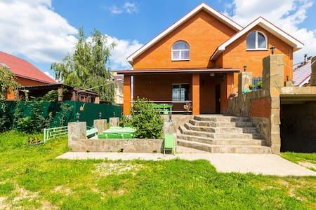 Дом Бисерово 18 км. от МКАД у озера для друзей - Biserovo