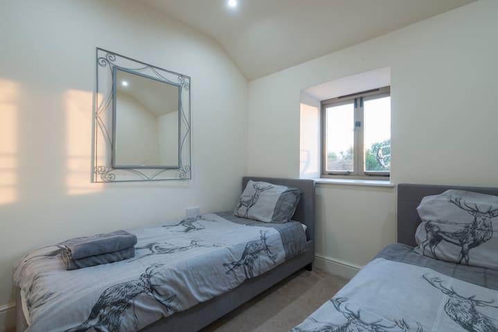 'The Nursery' AKA Bedroom 2, just off the Master Bedroom