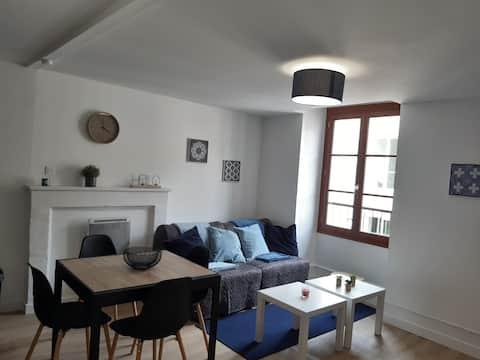 Charmant appartement dans le centre de Vivonne