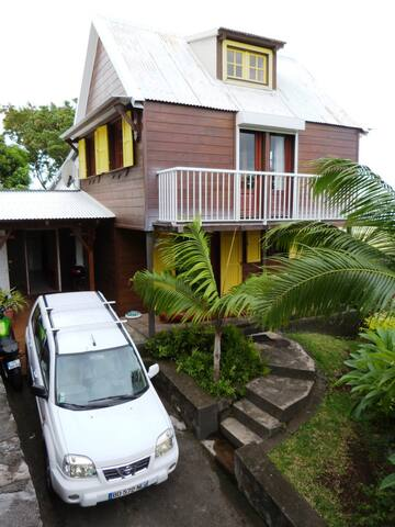 Agréable villa de charme - Sainte-Marie - Villa
