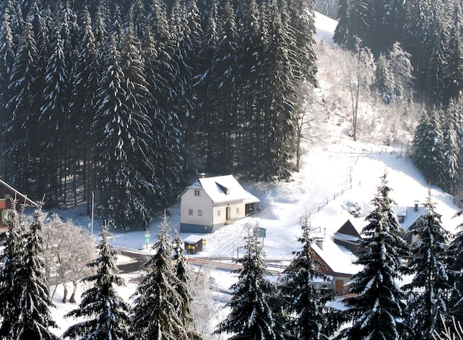 Your house in the heart of the Alps - Alpl - Rumah