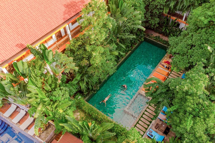 eOcambo Village & Residence Siem Reap