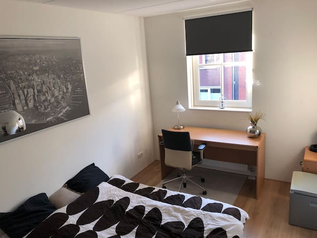 Spacious room close to city centre