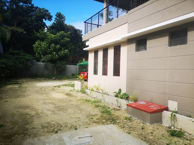 Full apartment ground floor pangalo
