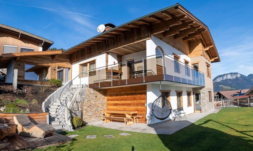 Artihome Ferienchalet im Herzen der Alpen