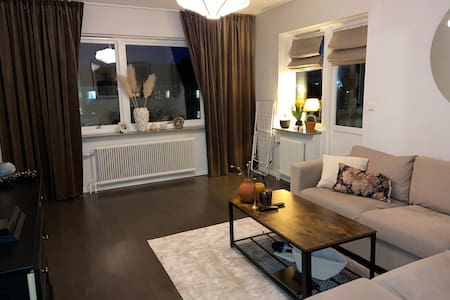 Cozy apartment in the middle of gothenburg!