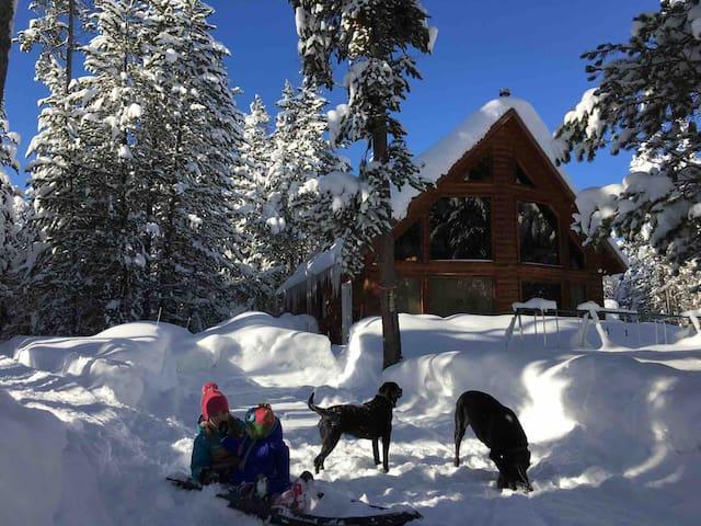 Island Park Family Cabin MooseMountainCabins,com