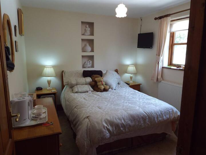 Double room - Woodpeckers Bed and Breakfast