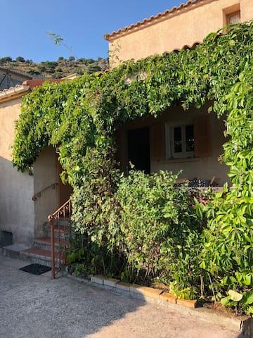 Maison de village au porte de la Balagne