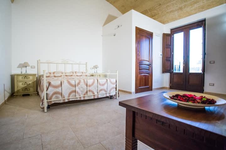 """suite  """"La Stalla"""" Masseria Asteri Otranto"""