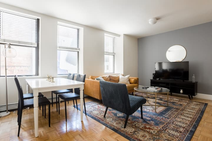 Charming 1br in the Heart of Downtown Boston