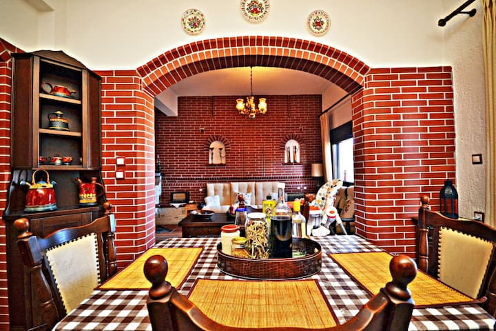 Cosy traditional house, Neos Panteleimon, Pieria