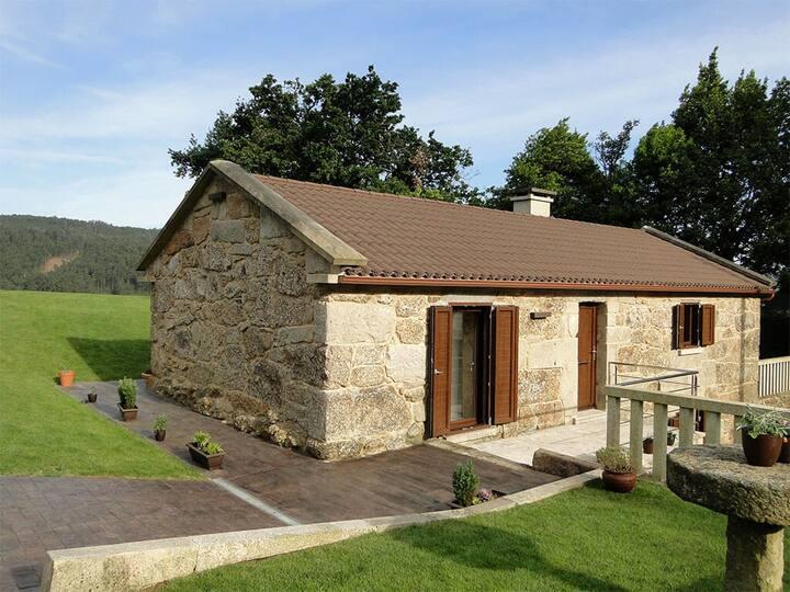 Magnífica y acogedora casa en O Sartal