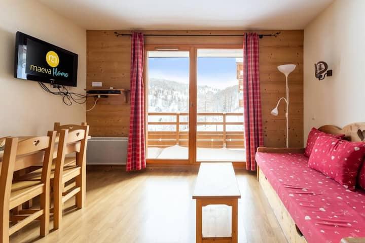 Appartement 2 Pièces 4 Personnes - Confort 205806