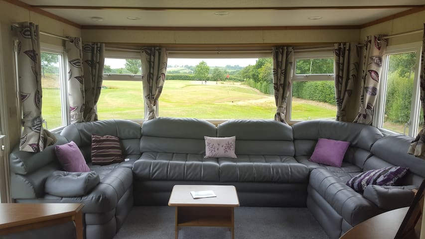 Waterbridge Luxury Holiday Caravan - Devon