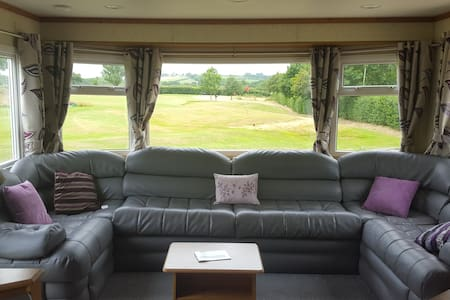 Waterbridge Luxury Holiday Caravan - Devon