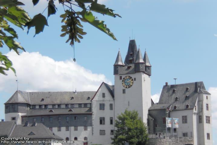 """Ferienwohnung  """" Erhol Dich Gut """"  Diez  Limburg - Altendiez - Apartamento"""