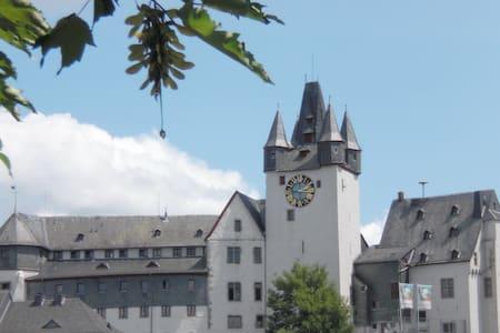 """Ferienwohnung  """" Erhol Dich Gut """"  Diez  Limburg - Altendiez - Wohnung"""