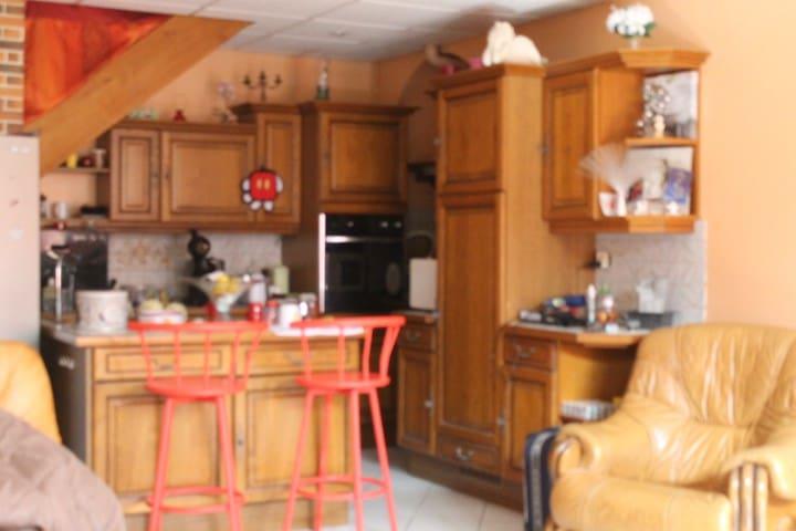 Chambre pour 2 personnes - centre ville - Pont-Saint-Esprit - Hospedaria