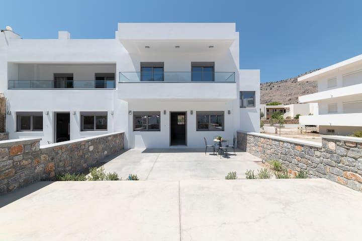 Aegean Treasure villa's Pefkos
