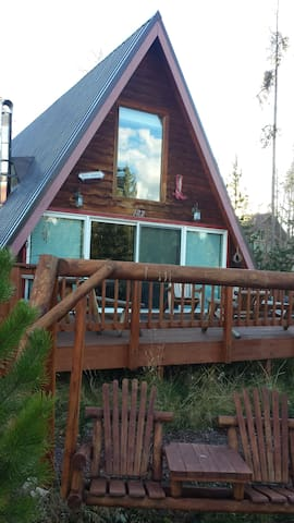 Pet Friendly Cabin in the Mountains - Grand Lake - Haus