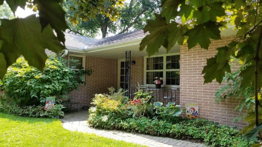 Charming & Spacious 4BR/3Bath Home