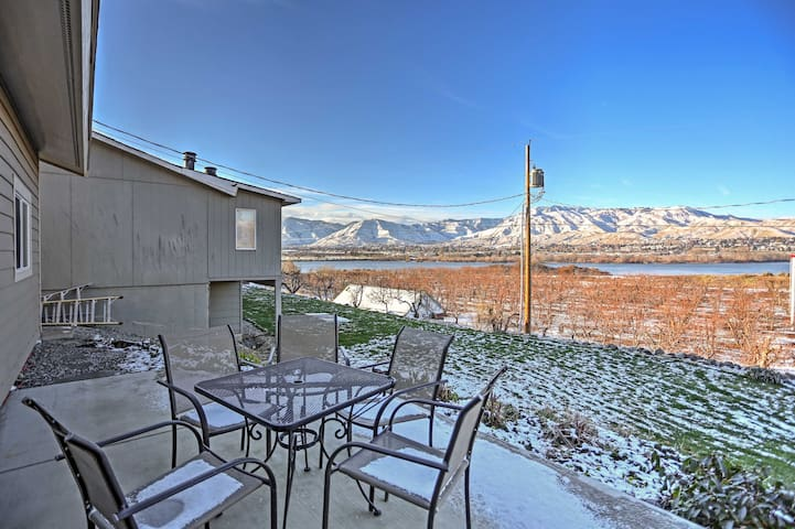 3BR East Wenatchee House w/ Beautiful Views! - East Wenatchee - House
