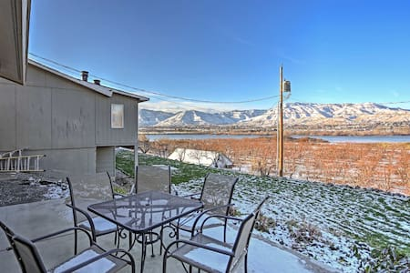 3BR East Wenatchee House w/ Beautiful Views! - East Wenatchee - Hus