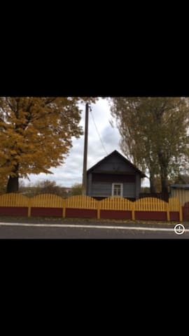 Деревенский домик(в гостях у бабушки)