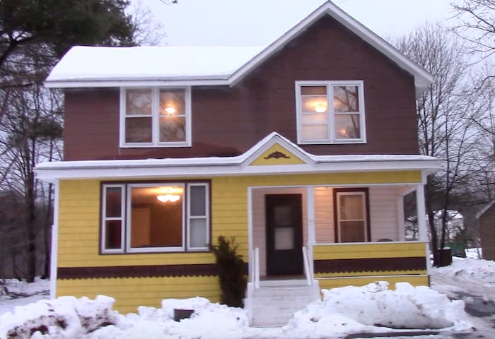 Two Story Hunter Mtn Ski House - Tannersville - Huis