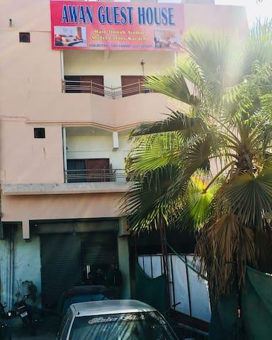 Awan Guest House