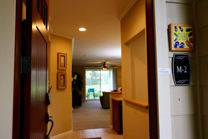 Waikoloa Beach Villas M2 - 2 Bedroom Very Quite - SPECIAL LOW RATE!!