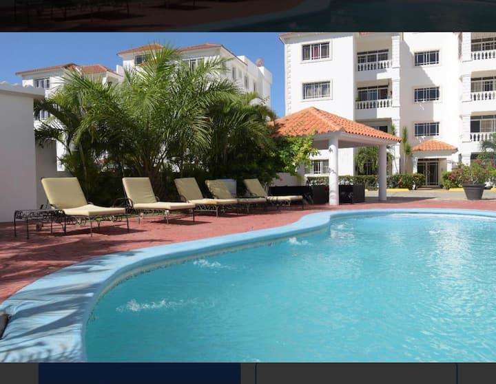 Juan Dolio Tropical Apartment