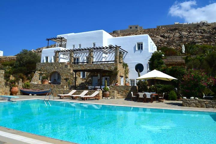 Villa Stigos - Platis Gialos