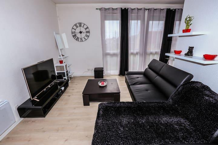Bel appartement T3 - Le Mans - Apartamento