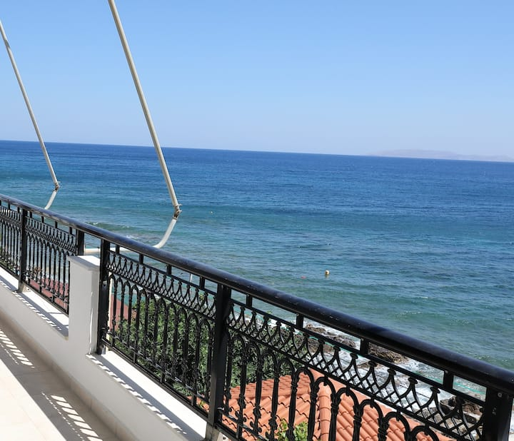 Endless Blue Sea Frontal house #1
