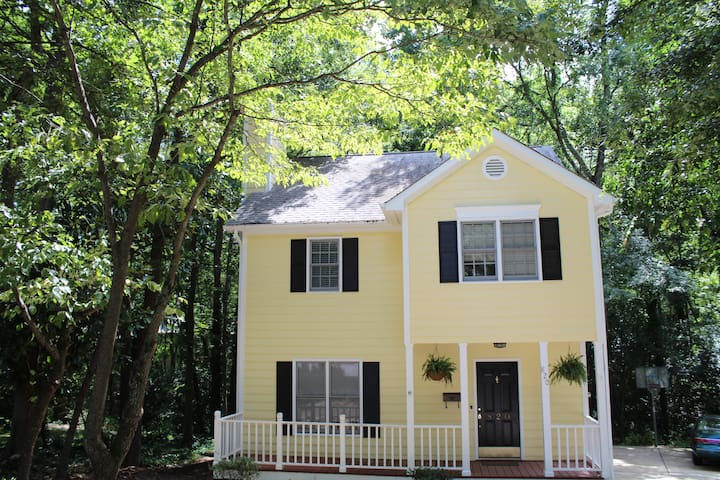 South Charlotte private home. 2 bdrm 2.5 bath - Charlotte - Casa