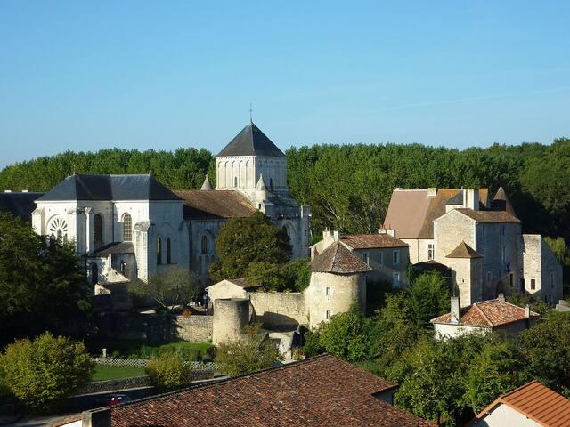 Chambre à Nouaille Maupertuis (10 min de Poitiers)