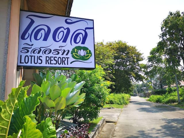 Lotus Resort Chiangmai