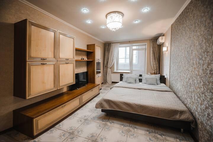 Апартаменты на Электрозаводской 87