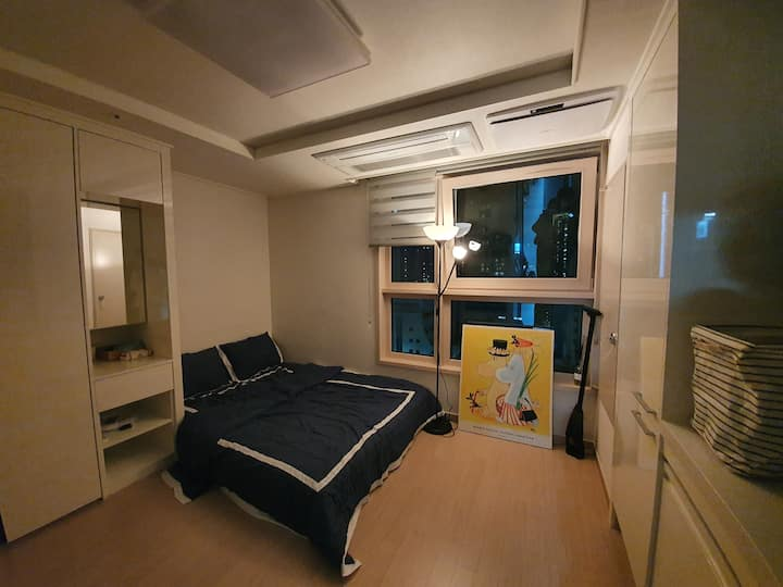 ☆901 Gangnam Residence/강남1min/신논현30sec/WIFI/방역,소독