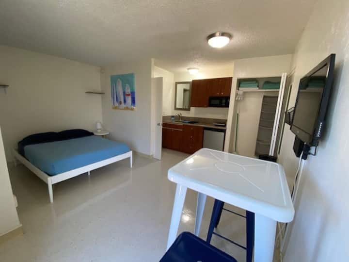 Modern Waikiki Studio #310 *30 DAYS MINIMUM