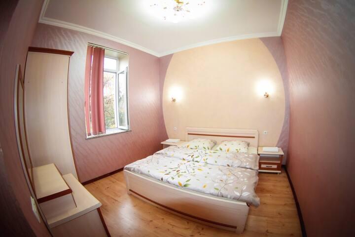 уютный Апарт Отель в центре Худжанда!