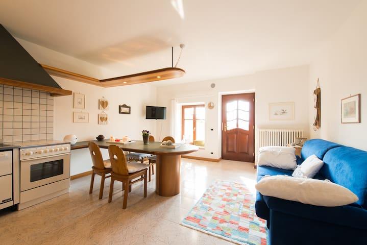 Appartamento trilocale in località Masi di Telve - Telve  - House