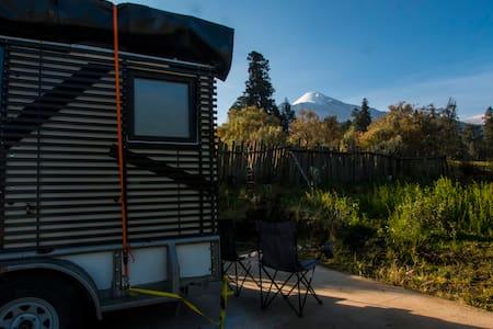 Tiny Cabin Pico de Orizaba