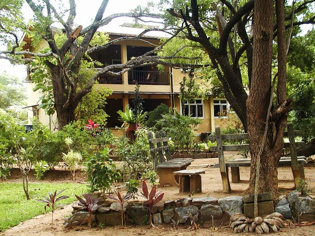 Upie's  Folly Bungalow  Habarana -  Rooms to Let-1