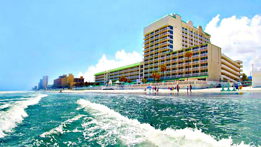 Daytona Beach  Resort - Save 40% Over Front Desk
