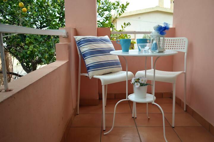 Grazioso appartamento vista mare - Cala Gonone - Byt