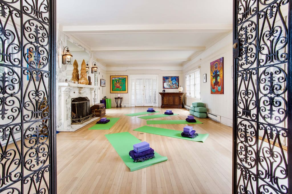 Yoga Room and Gathering Space