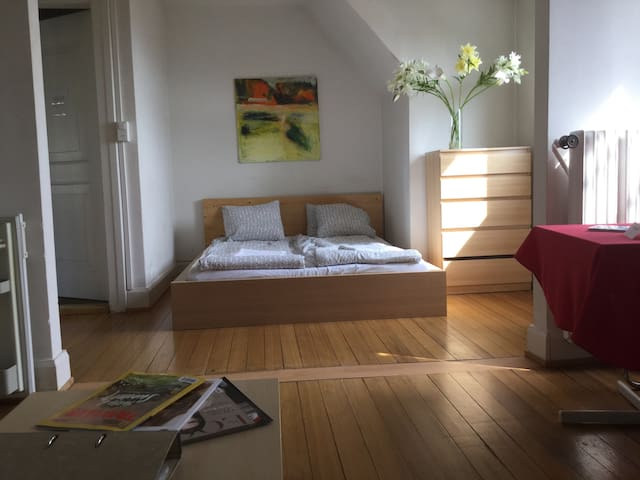 Room 7 on Zurichberg at Toblerplatz